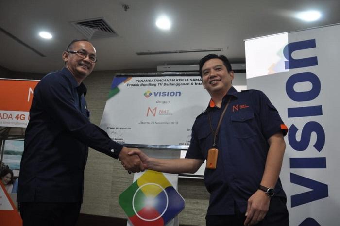 MNC Vision dan Net1