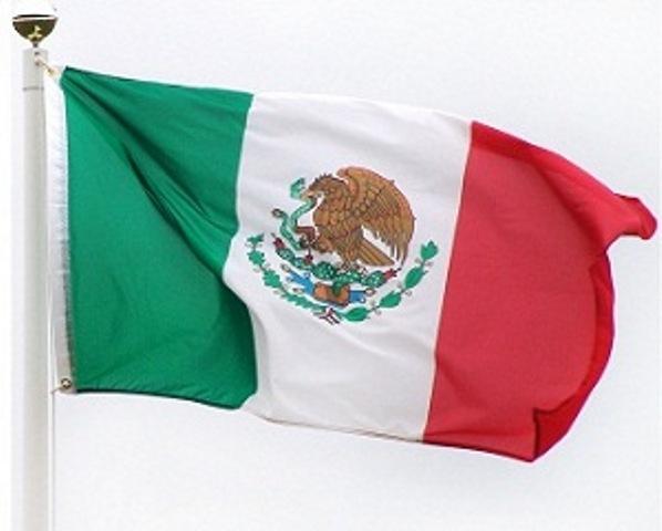 Bendera Meksiko. (Foto: Ist)