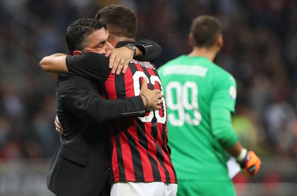 Gattuso dan Cutrone