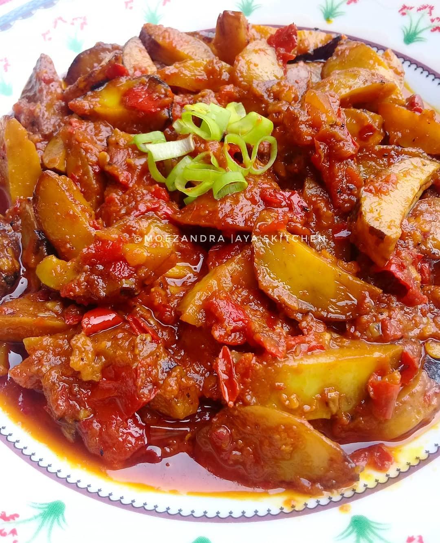 Enaknya Sambal Goreng Jengkol Dan Tumis Kikil Pedas Untuk Makan Malam Okezone Lifestyle