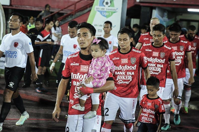 Bali United (Foto: Laman resmi Bali United)