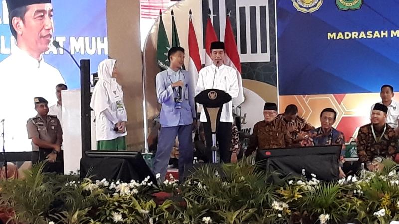 Jokowi di Yogyakarta (Kuntadi)