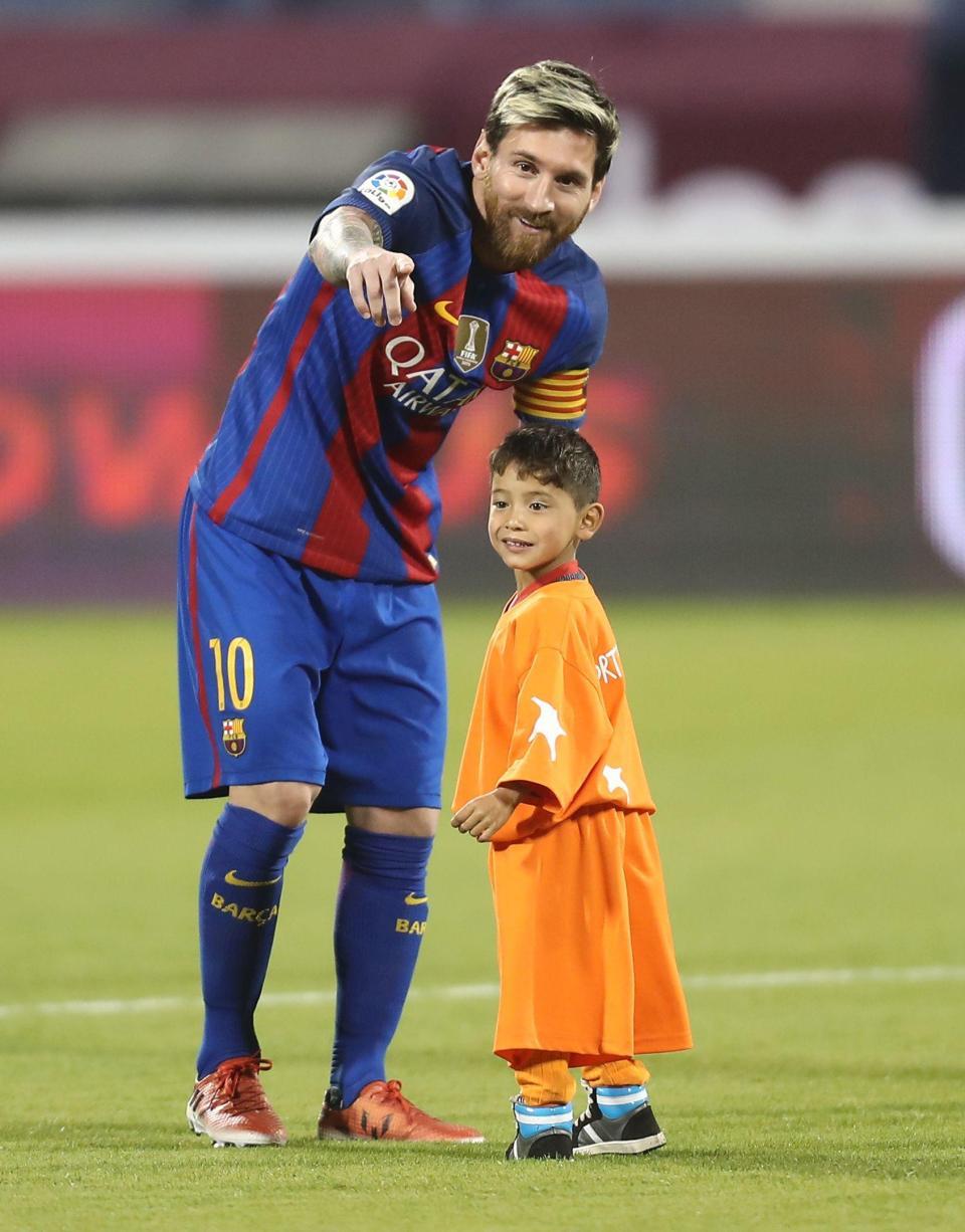 Messi dan Murtaza