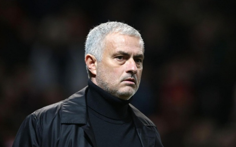 Jose Mourinho (Foto: Laman resmi Man United)