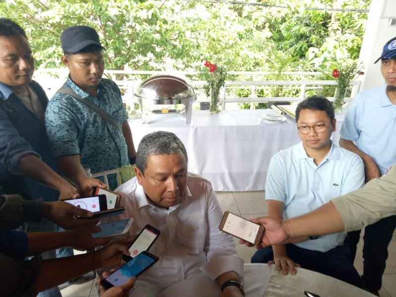 Dirut PJT II Jatiluhur, Djoko Saputro (foto: Mulyana/Okezone)