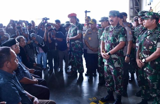 Foto: Okezone/Puspen TNI
