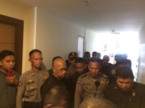 Penyekapan di Makassar