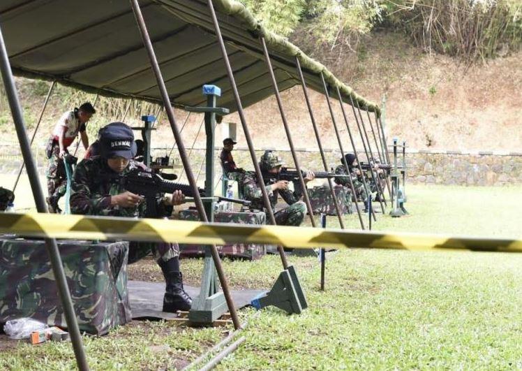 Lomba Menembak TNI