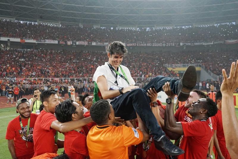 Persija Jakarta juara