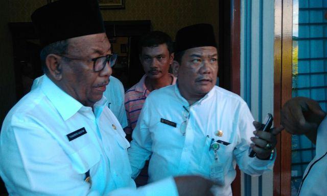 Wan Thamrin Hasyim (foto: Banda H Tanjung/Okezone)