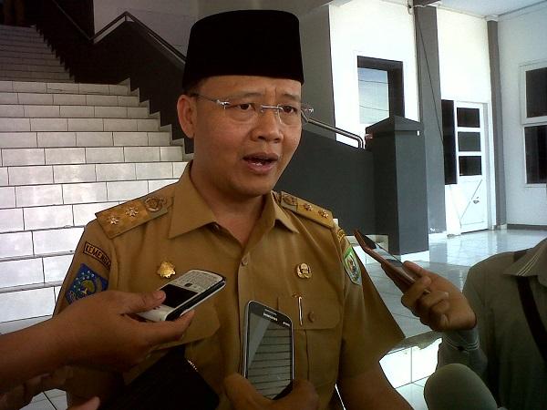 Wakil Gubernur Bengkulu Rohidin Mersyah (foto: Demon Fajri/Okezone)