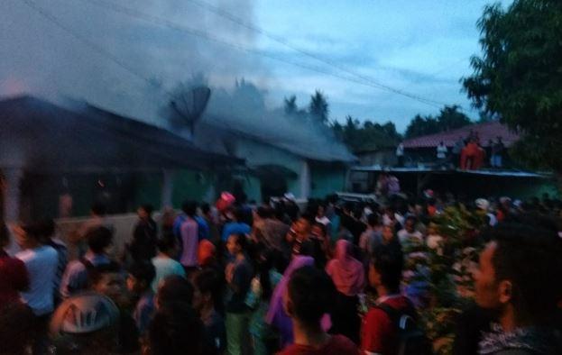 Kebakaran di Jambi