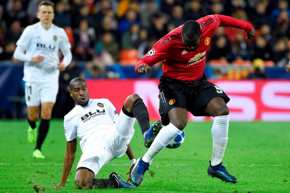 Valencia vs Man United