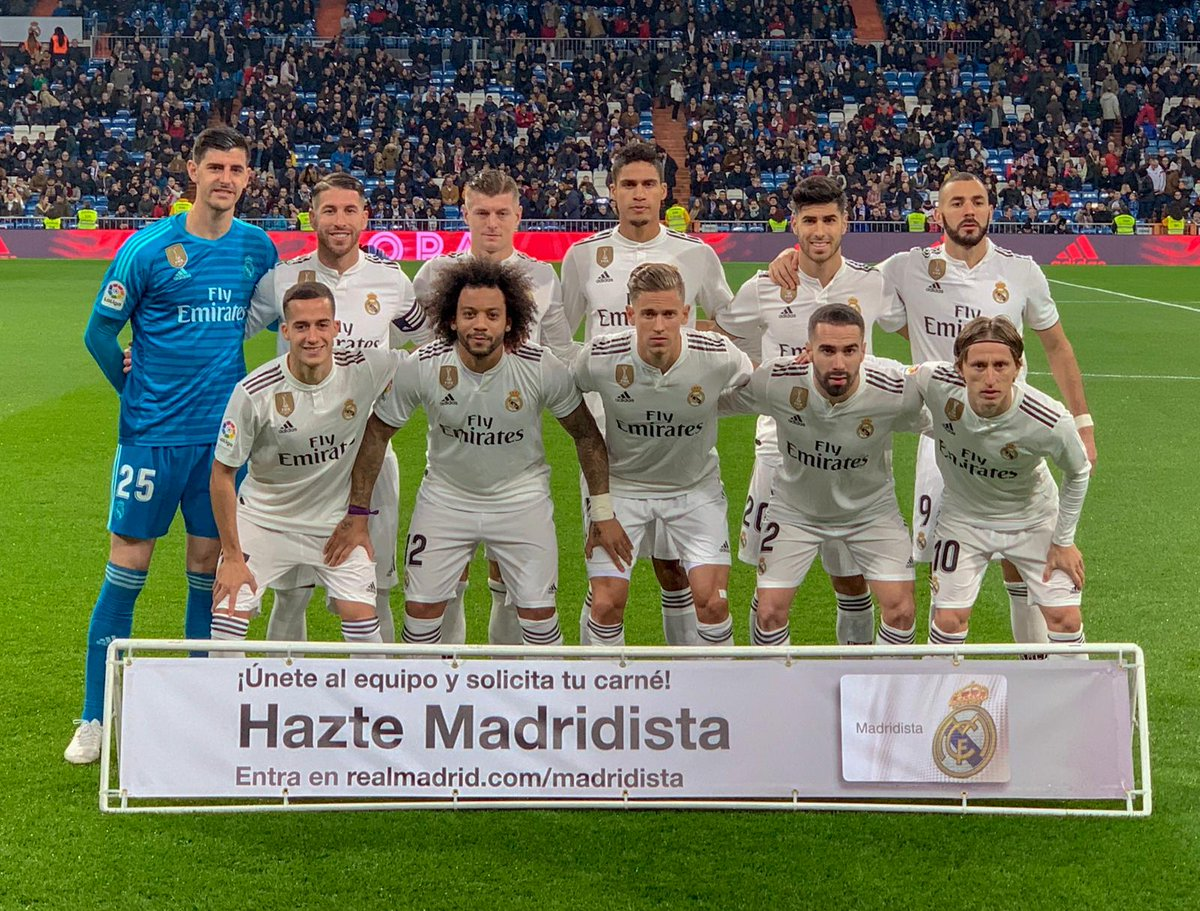 Real Madrid. Foto: Reuters