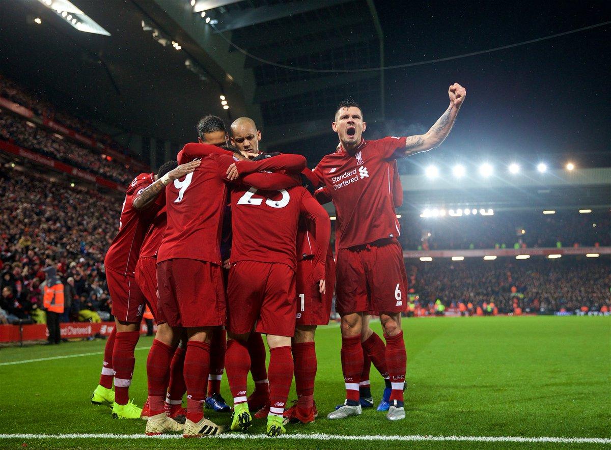 Liverpool (Foto: Twitter/@LFC)