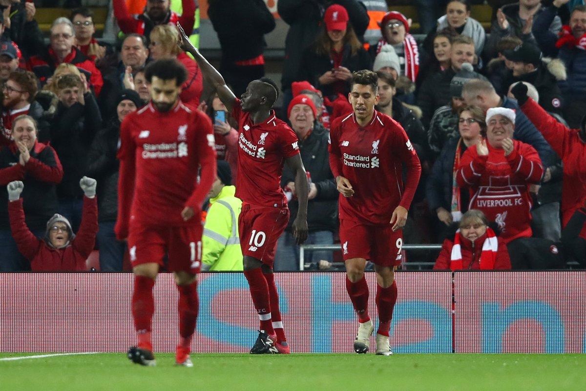 Liverpool (Foto: Twitter/@OptaJoe)