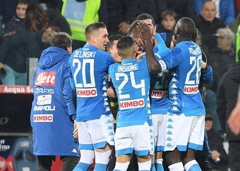 Para pemain Napoli