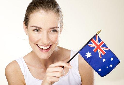 perempuan australia
