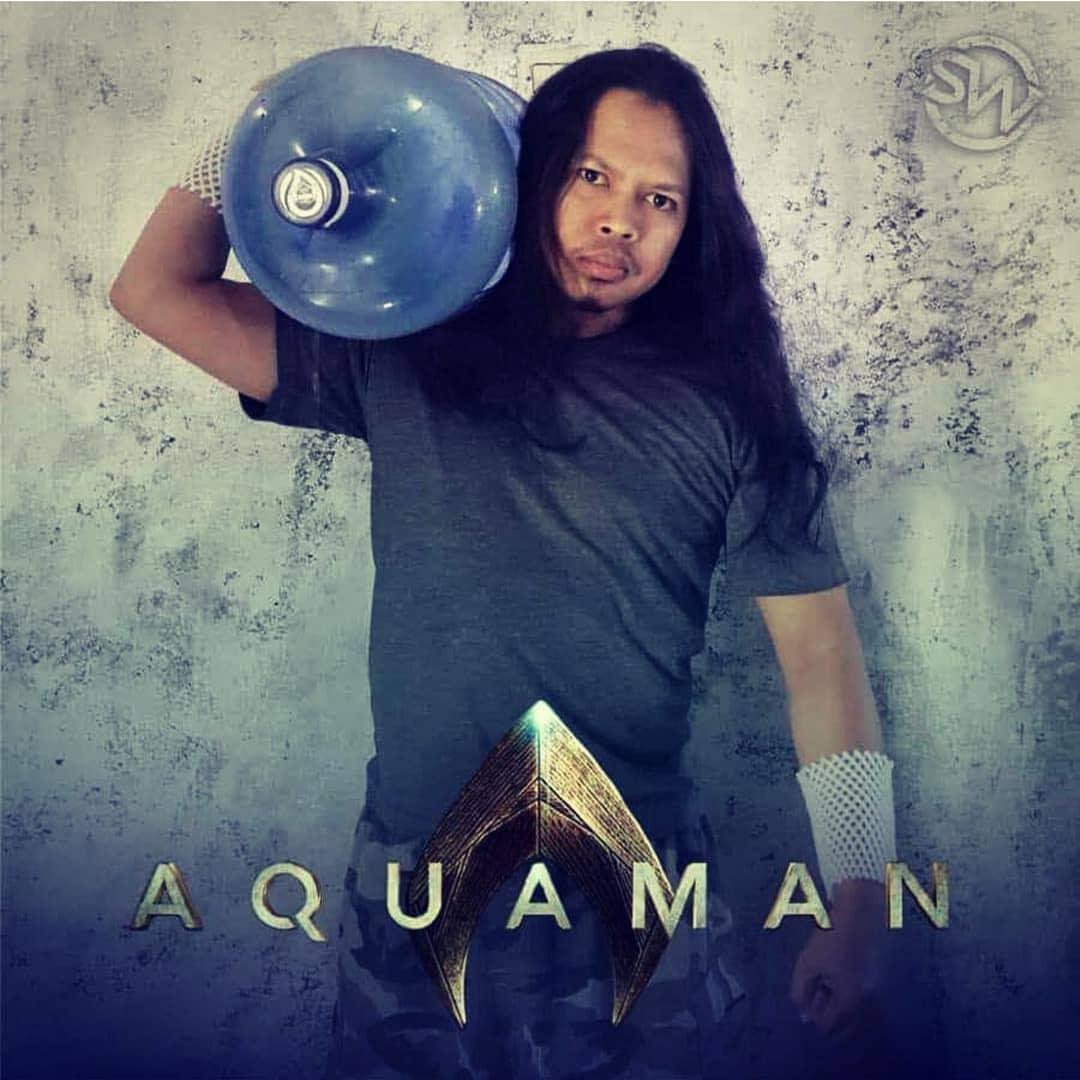 Meme-meme Lucu Aquaman Ini Dijamin Bakal Bikin Ngakak