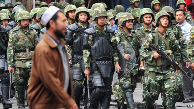 Uighur (AFP)