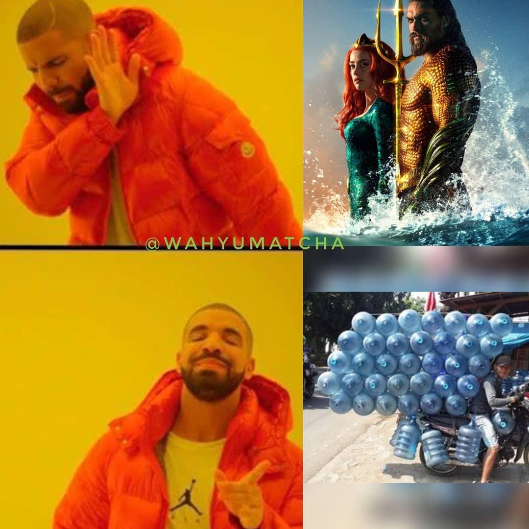 Meme Meme Lucu Aquaman Ini Dijamin Bakal Bikin Ngakak