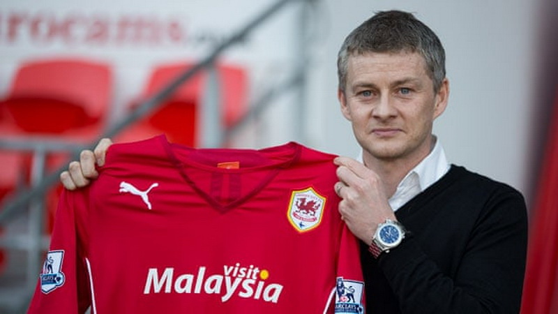 Ole Gunnar Solskjaer (Foto: The Guardian)