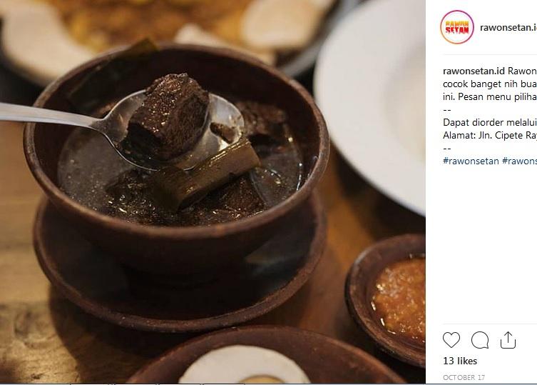 Makan Rawon Enak Di Jakarta Ini 5 Rekomendasinya Untuk Makan