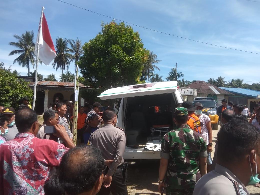 Evakuasi Banjir Bandang