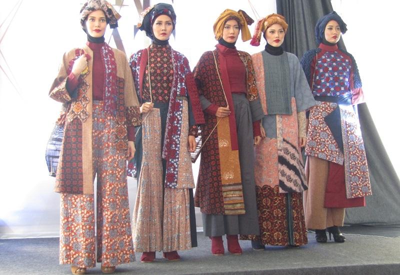970 Model Baju Batik Jambi Kombinasi Gratis