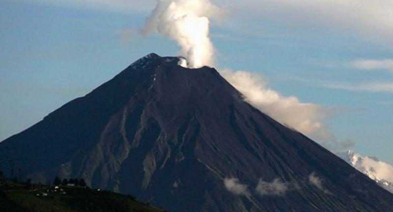 Ilustrasi Gunung