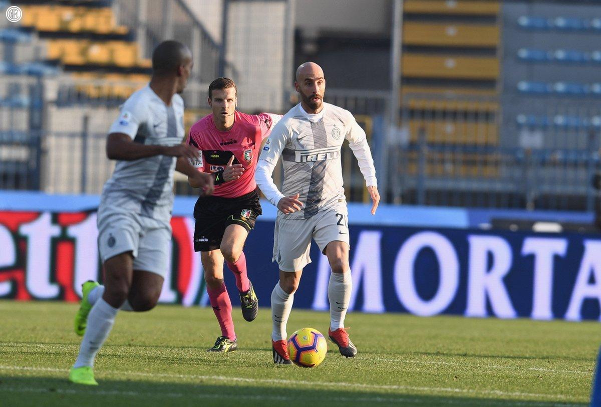 Inter Milan vs Empoli (Foto: Twitter Inter Milan)
