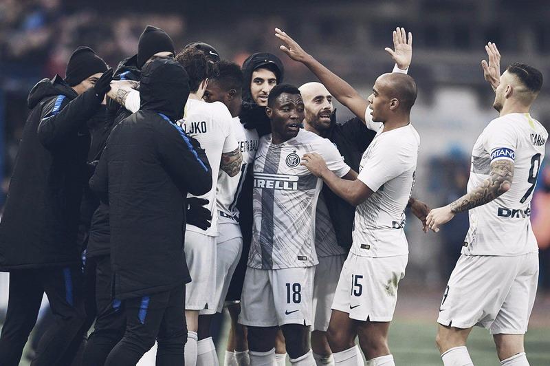 Empoli vs Inter Milan (Foto: Inter Milan/Twitter)