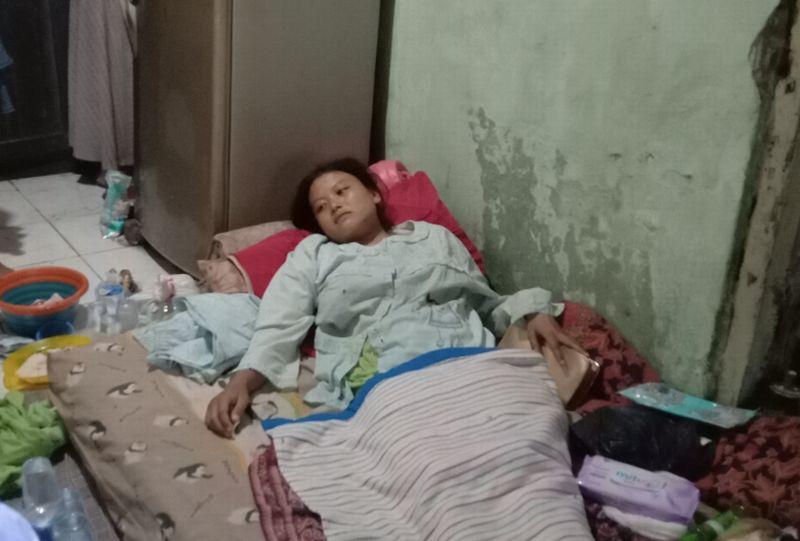 Dayanti, Ibu Balita yang Meninggal Akibat Puting Beliung di Cirebon
