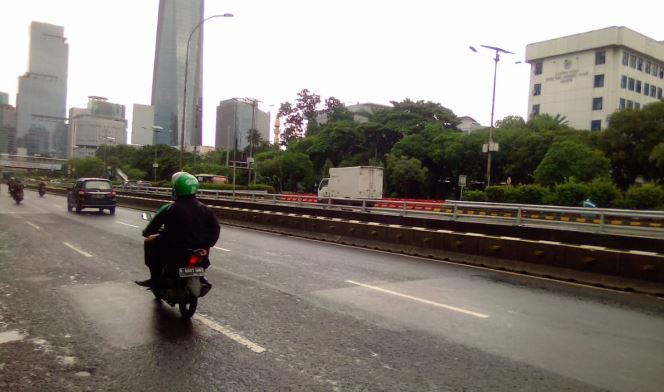 Jakarta Lengang