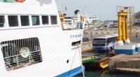 Arus Balik Lebaran di Pelabuhan Bakauheni Masih Tinggi
