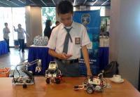 Siswa SMA Sudah Mampu Buat Robot