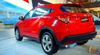 Honda HR-V Pamer Diri di Bandung