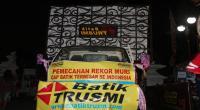 Ini Stempel Batik Terbesar di Indonesia, Beratnya 200 Kg