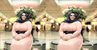 Aturan Pilih Busana untuk Hijabers Bertubuh Gemuk