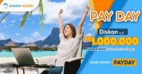 Promo Pay Day: Liburan Nyaman Gaji Aman dengan Diskon hingga Rp1.000.000 di Semua Hotel