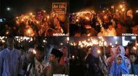 TAHUN BARU ISLAM: Pawai Obor Malam Tahun Baru Islam, Warisan Leluhur yang Penuh Filosofi