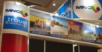 Siapkan Banyak Promo <i>Travelling</i> Menarik, Gerai MNC Travel di GATF 2017 Diserbu Banyak Pengunjung