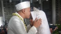 Sah! Husein Alatas   Annisa Nabillah Resmi Jadi Suami Istri