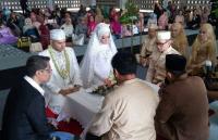 Memilih Merayakan Acara Pernikahan Sederhana, Husein Alatas  Memang Keinginan Kita Berdua!