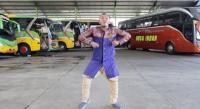 FOTO  Caisar Ikut Jomblo Dance Challenge, Warganet  Ini Mah Duda