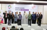 Menko PMK Sebut Persiapan Penyelenggaraan Asian Games 2018 Sesuai Target