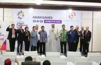 Menko PMK : Persiapan Penyelenggaraan Asian Games 2018 Sesuai Target