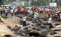 HISTORIPEDIA: Ledakan Pipa Dahsyat, Api Berkobar Seminggu dan Tewaskan 700 Warga Nigeria
