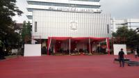 Sejarah Balai Kota Jakarta, Kantor Pemerintahan 3 Negara