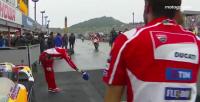 <i>Salute</i>! Masuk <i>Parc Ferme</i>, Tim Ducati Corse Angkat Topi bagi Andrea Dovizioso